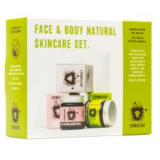 Face and Body Natural Skincare Set