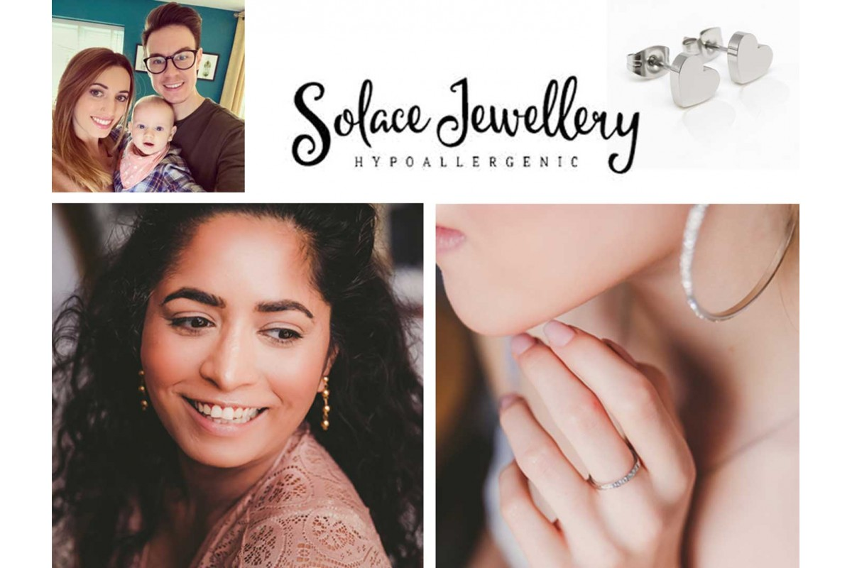 Introducing Solace Jewellery